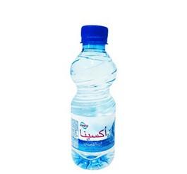 آب معدنی اکسینا با بطری جیبی